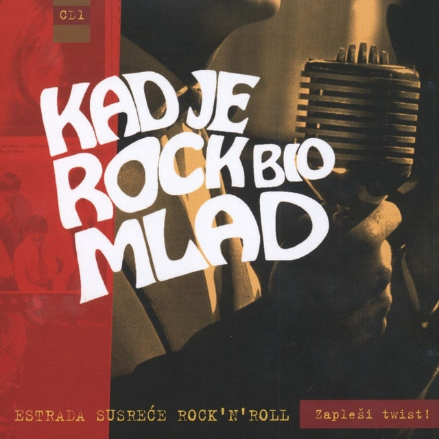 Estrada Susreće Rock 'n' Roll - Zapleši