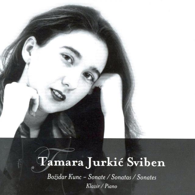 Božidar Kunc - Sonate