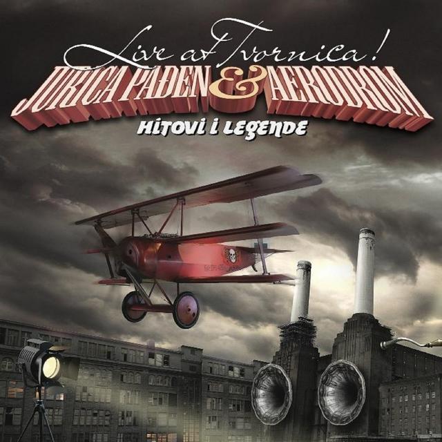 Live At Tvornica! - Hitovi I Legende