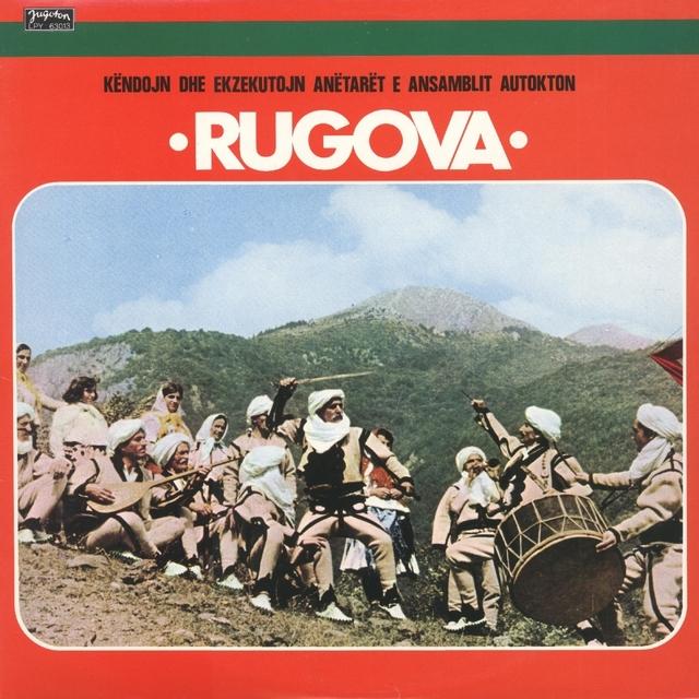 Këndojn Dhe Ekzekutojn Anëtarëte Ansamblit Autokton - Rugova