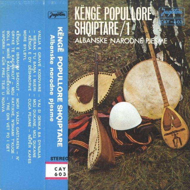 Këngë Popullore Shqiptare
