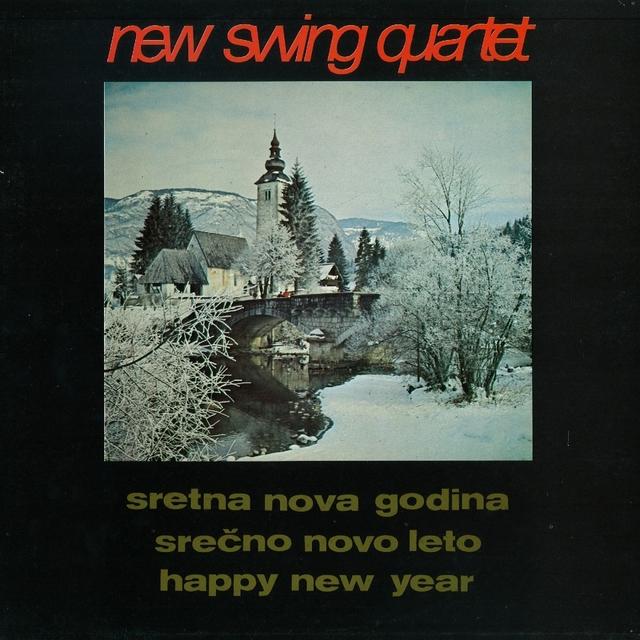 Sretna Nova Godina/srečno Novo Leto/happy New Year