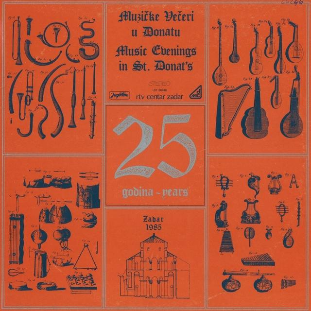 Muzičke Večeri U Donatu - 25 Godina