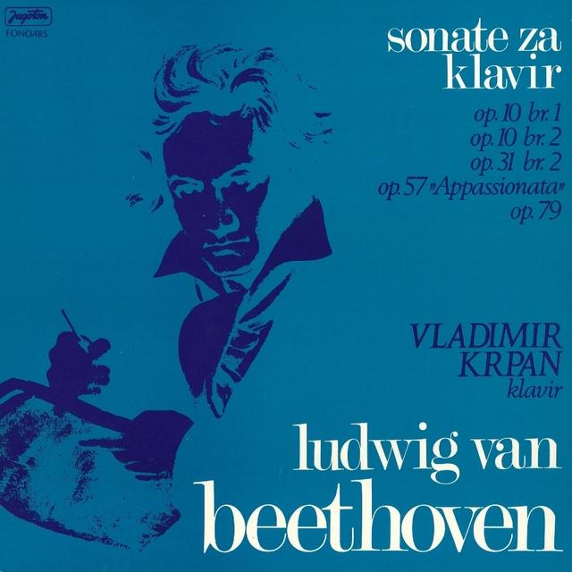 Ludwig Van Beethoven - Sonate Za Klavir