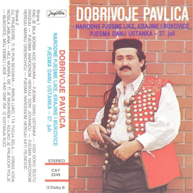 Narodne Pjesme Like, Krajine I Bukovice