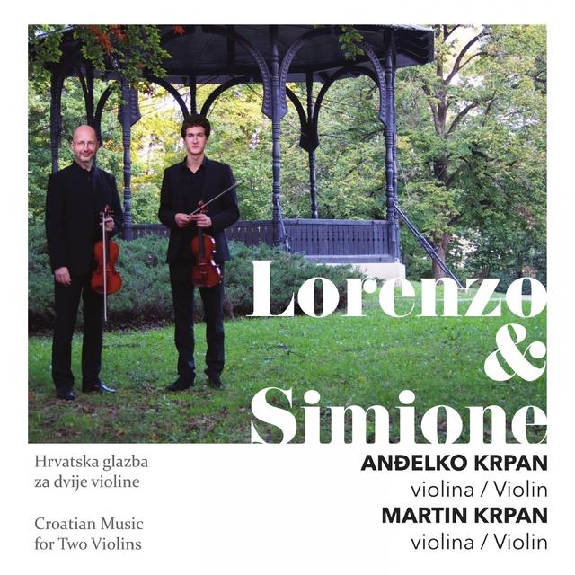 Lorenzo & Simione: Hrvatska Glazba Za Dvije Violine