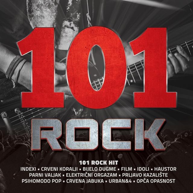 Couverture de 101 Hit - Rock