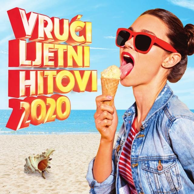 Couverture de Vrući ljetni hitovi 2020