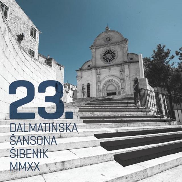 Couverture de 23 Dalmatinska šansona šibenik