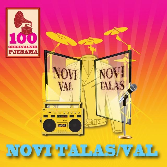 Couverture de Novi talas/Val