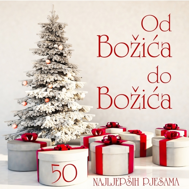 Couverture de Od božića do božića - 50 najljepših pjesama