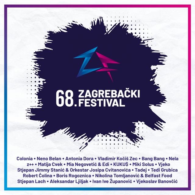 Couverture de 68. Zagrebački festival 2021