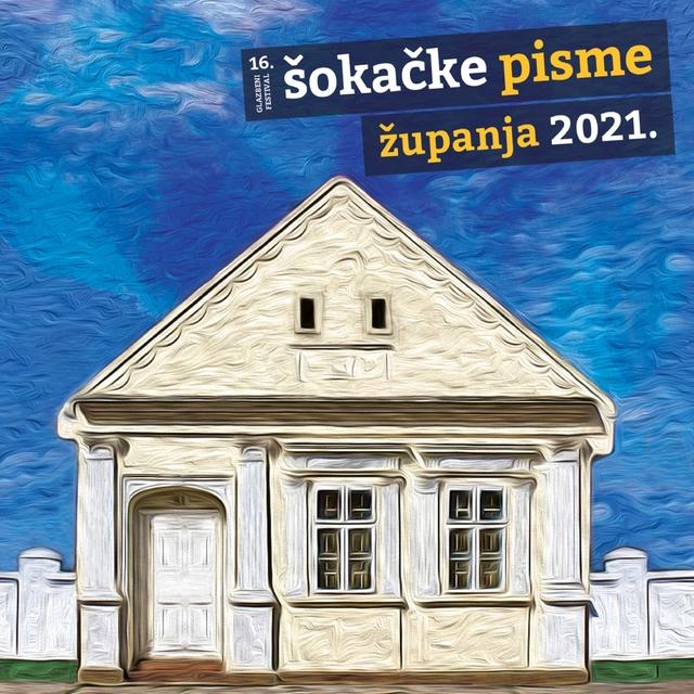 Couverture de 16. Glazbeni Festival Šokačke Pisme, Županja 2021.