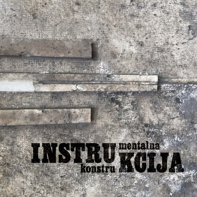 Couverture de Instrumentalna Konstrukcija