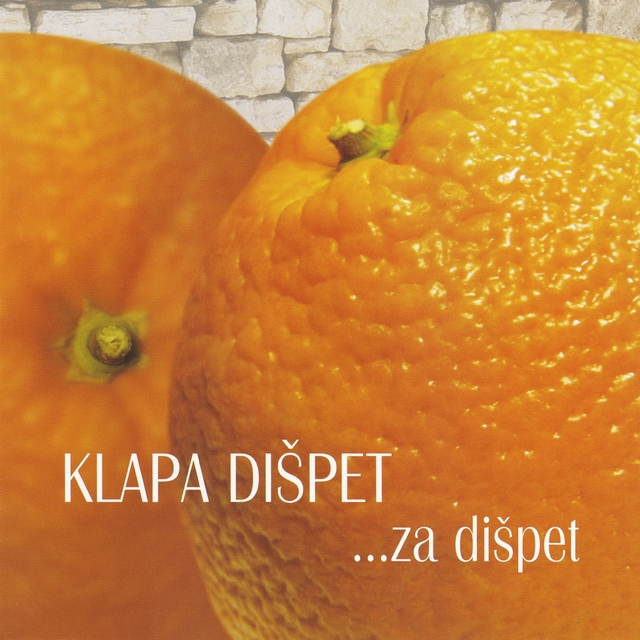Couverture de Za Dišpet