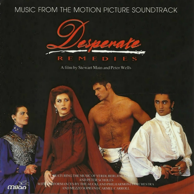 Desperate Remedies (Stewart Main and Peter Wells Original Motion Picture Soundtrack)