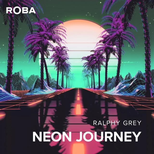 Couverture de Neon Journey