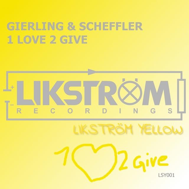 1 Love 2 Give