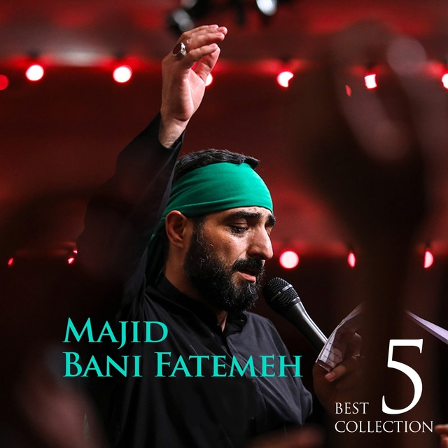 Best of Majid Bani Fatemeh Vol.5
