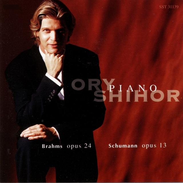 Brahms & Schumann: Piano Works