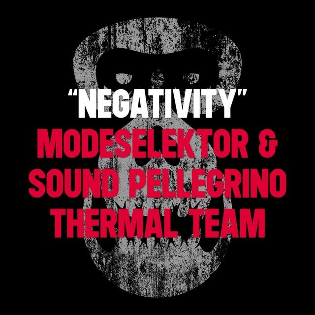 Couverture de Negativity