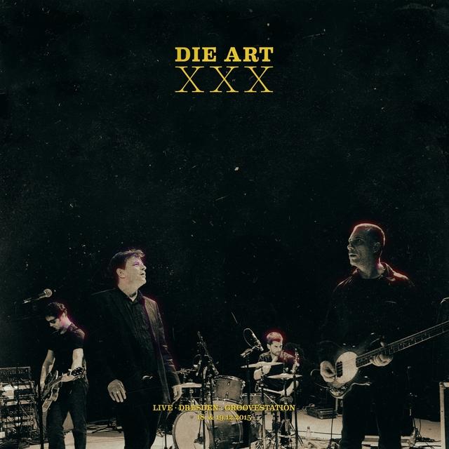 XXX - Live, Dresden, Groovestation