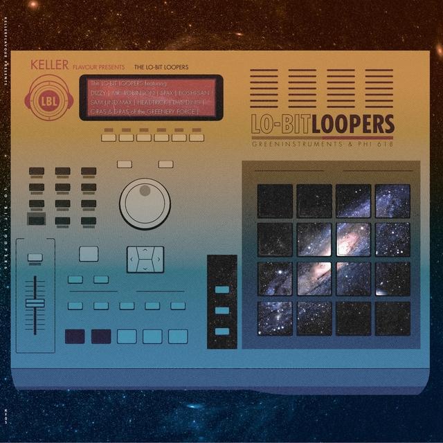 Lo-Bit Loopers LP