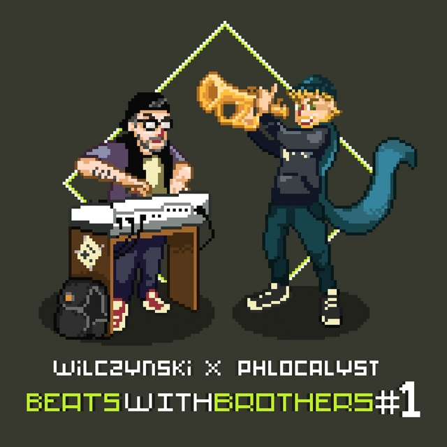 Beats with Brothers, Vol. 1
