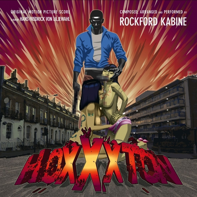 HoXXXton (Original Soundtrack)