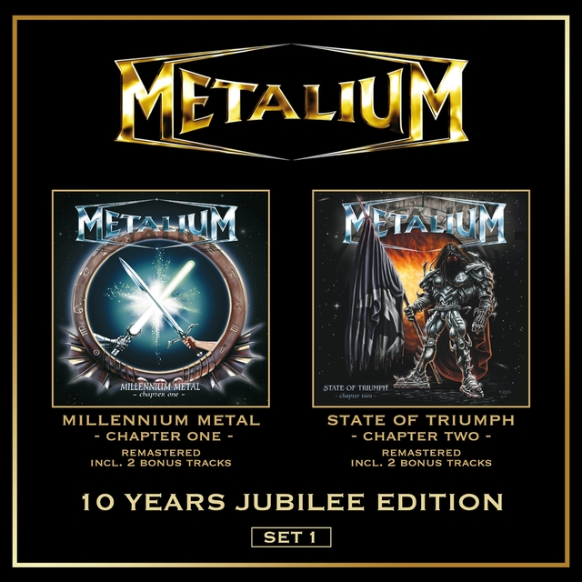 Millenium Metal (Chapter I) & State of Triumph (Chapter II)