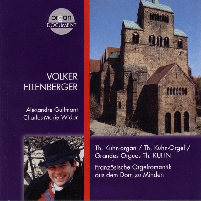 Französische Orgelromantik aus dem Dom zu Minden
