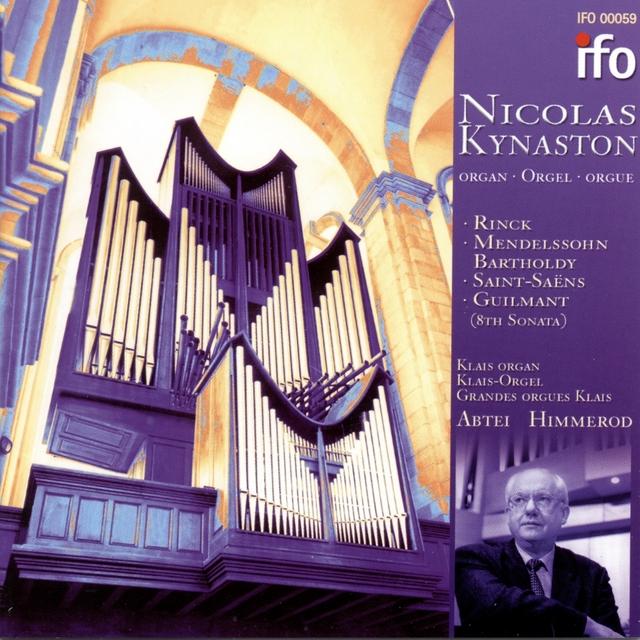 Nicolas Kynaston: 40 Jahre Klais-Orgel Abtei Himmerod