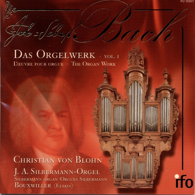 J. S. Bach: Das Orgelwerk, Vol. 1