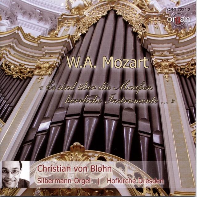 Wolfgang Amadeus Mozart und die Orgel