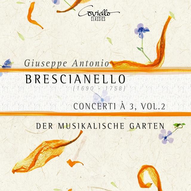 Brescianello: Concerti à 3, Vol. 2
