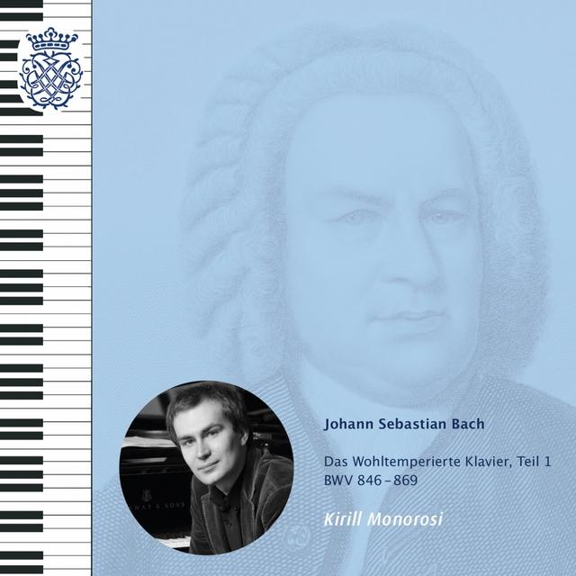 Bach: Das Wohltemperierte Klavier, Teil 1 BWV 846 - 869