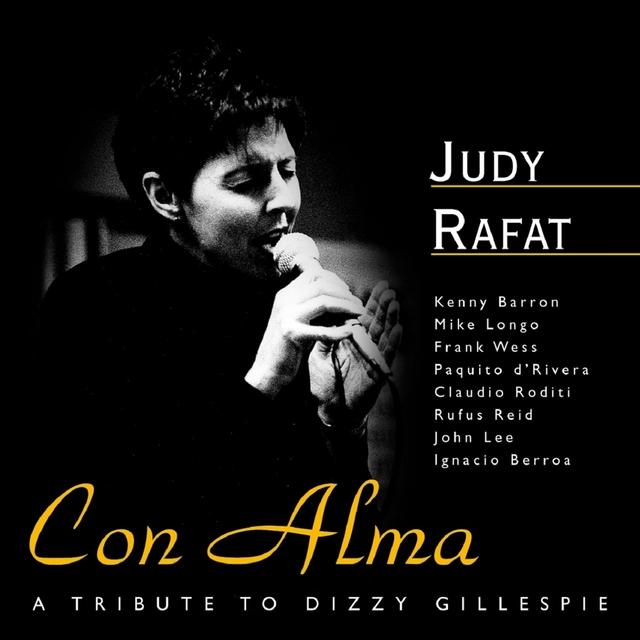 Couverture de Con Alma - A Tribute to Dizzy Gillespie