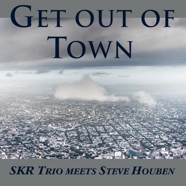 Couverture de Get out of Town