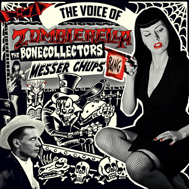 The Voice of Zombierella