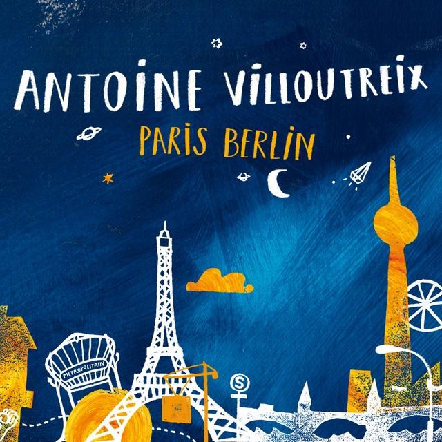 Couverture de Paris Berlin