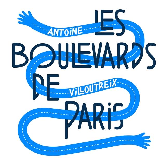 Couverture de Les boulevards de Paris