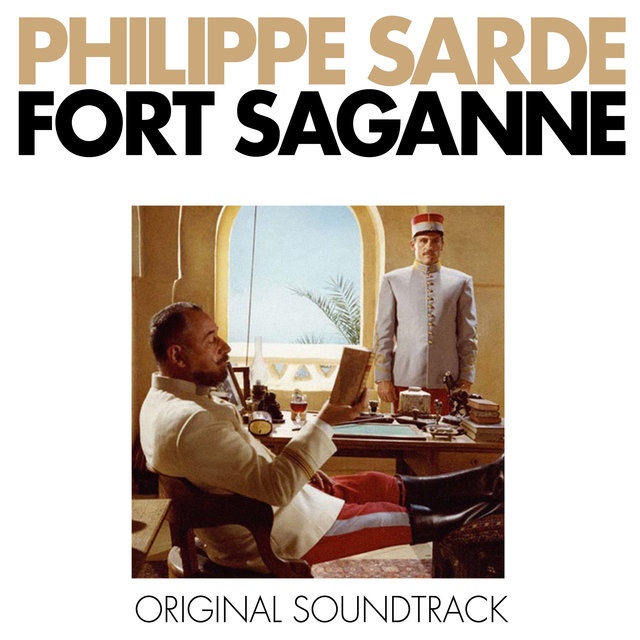 Fort Saganne (Bande originale du film)
