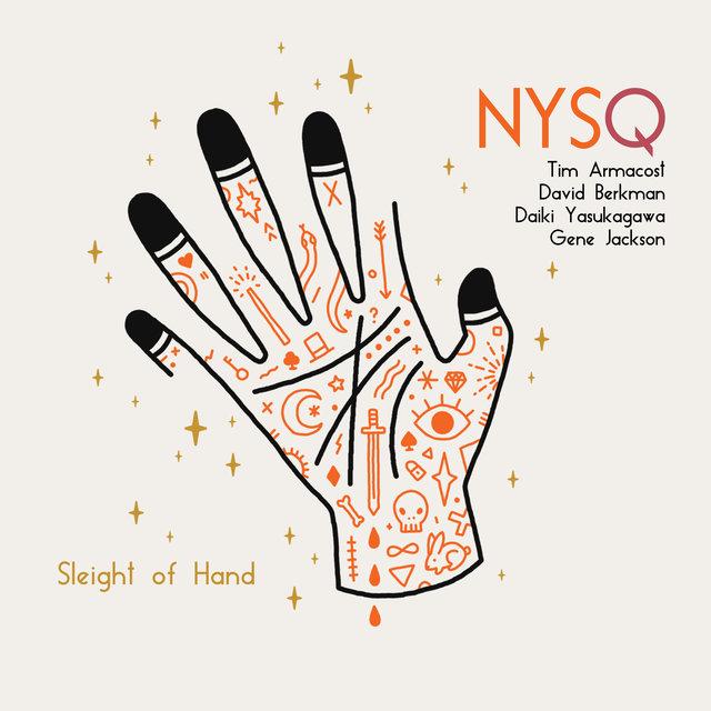 Sleight of Hand (feat. Tim Armacost, David Berkman, Daiki Yasukagawa & Gene Jackson)