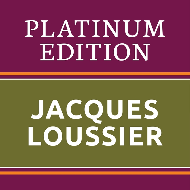 Jacques Loussier - Platinum Edition