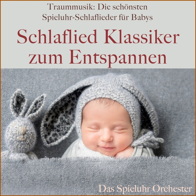 Traummusik: Die schönsten Spieluhr-Schlaflieder für Babys