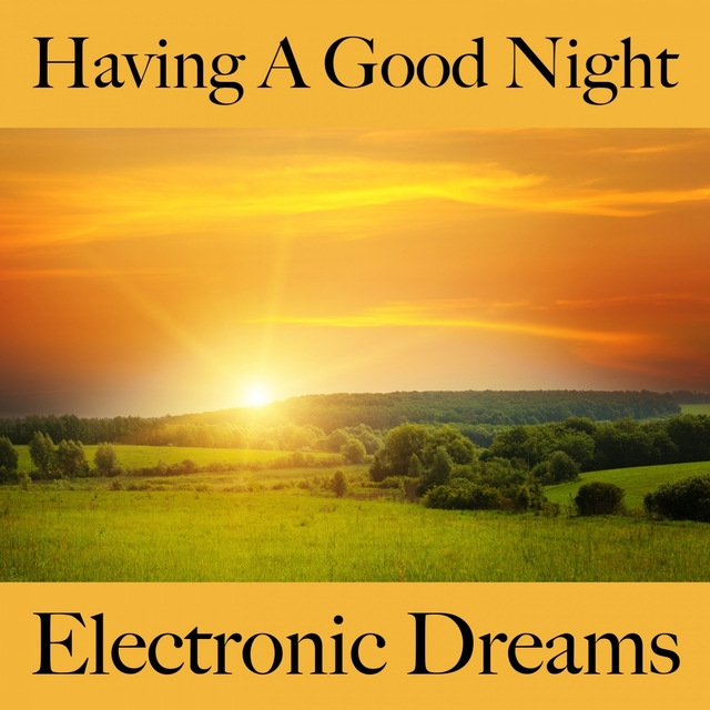 Having A Good Night: Electronic Dreams - The Best Music For Relaxation