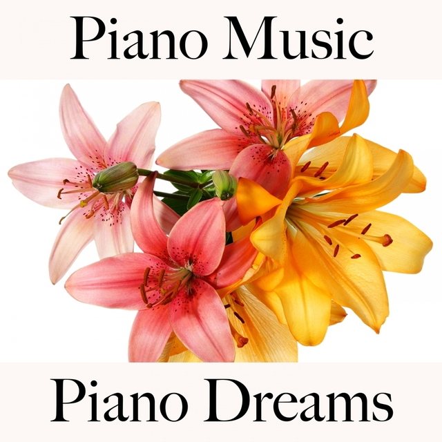 Piano Music: Piano Dreams - The Best Sounds For Relaxation
