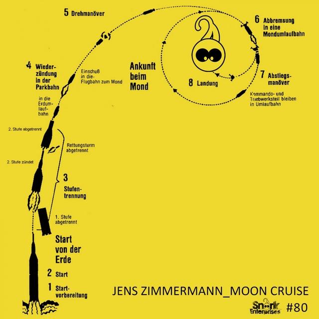 Couverture de Moon Cruise