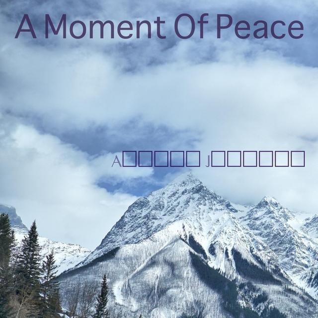 Couverture de A Moment Of Peace