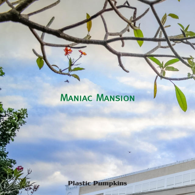 Couverture de Maniac Mansion
